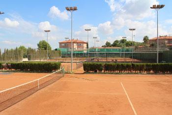 tenis pequeño