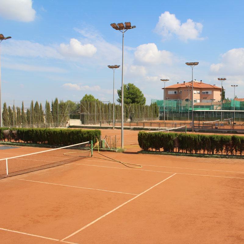 Tenis - Club de campo Murcia